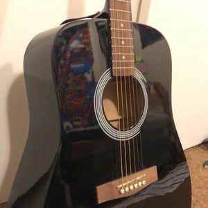 Other - Fender FA-115 Acoustic Guitar Bundle